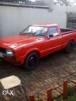 ford cortina 1600 red