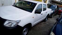 Toyota hilux 2008 upgraded to 012