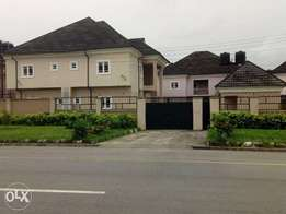 Sophisticated 5 Bedroom Duplex at Shelter Afrique, Uyo