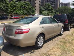 Newly Arrived 2008 Camry Accident free
