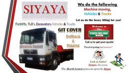 Siyaya Rollback - We Specialize in Machine Moving, Trucks & Vehicles