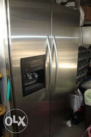 "Kitchenaid 48"" Architect series Stainless steel built in refrigerator Abuja - image 1"