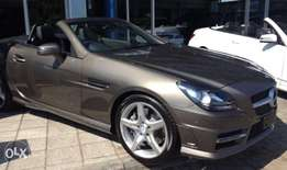 Stunning SLK 200 with AMG Low Mileage for Sale