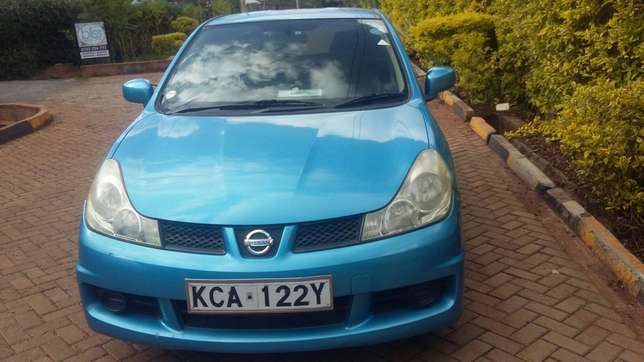 Nissan Wingroad Muthaiga - image 1
