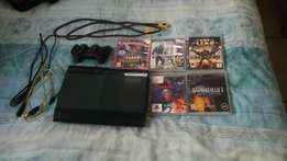 Ps3 for sale 250gig