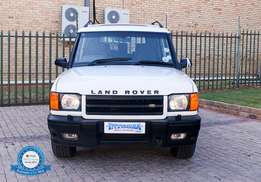 8826 Land Rover Discovery XS TD5