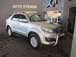 2014 Toyota Fortuner 3.0D-4d 4x4