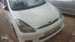 Toyota Wish For Sell