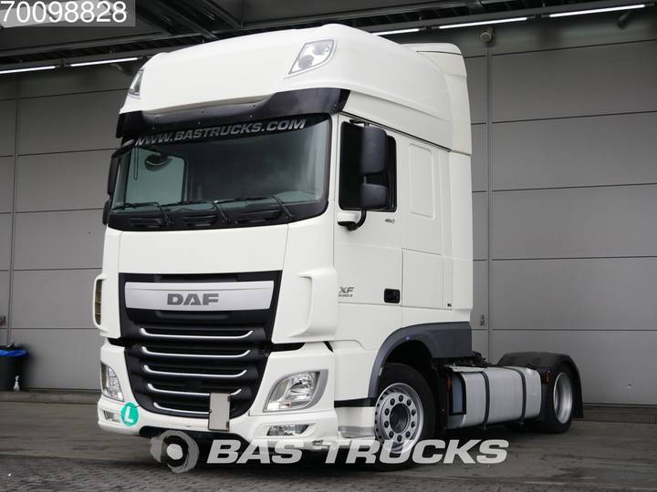DAF XF 460 SSC 4X2 Mega ACC Euro 6 - 2015