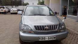 Toyota Harrier (2001)