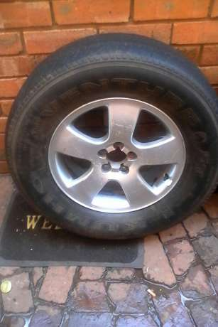 Kumho p 255/65 R16 tired for sale Montanapark - image 1