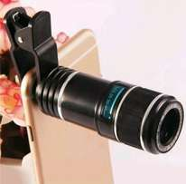 12x universal telephoto zoom lens for mobile phone