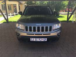 2013 Jeep Compass 2.0 Limited Auto