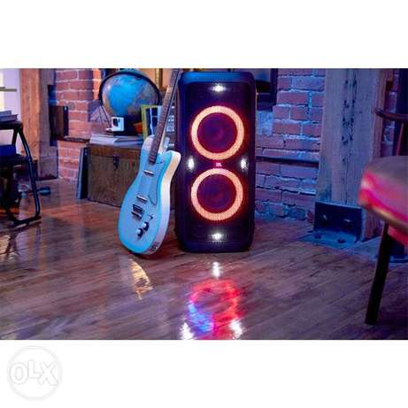 JBL PartyBox 300 Portable Bluetooth Party Speaker wit
