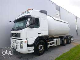 Volvo Fm360 6x2 Gas Tank Euro 4 - For Import