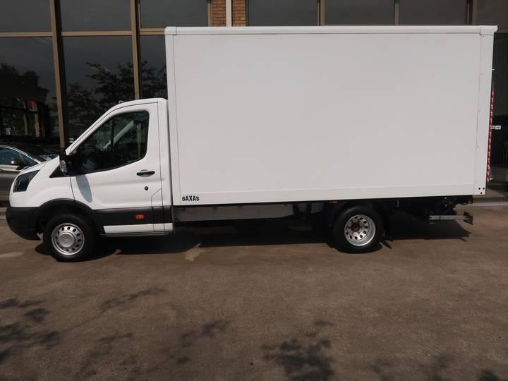 Ford Transit 350 2.0 TDCI L4 Geslotenlaadbak met laadlift - 2017
