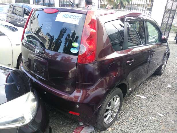 Nissan note Winered Mombasa Island - image 2