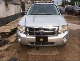 Tokunbo Ford Escape 2008 Model Lagos Cleared Super Clean