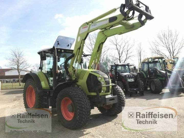 Claas arion 650 - 2015 - image 21