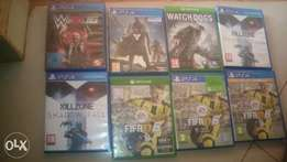 Cheap Ps4 and xbox one games