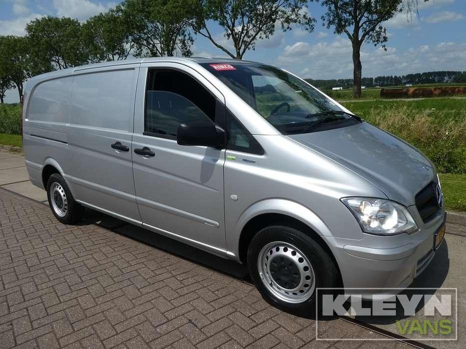 Mercedes-Benz VITO 110 CDI LONG AC lang, metallic, airc - 2014 for