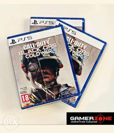 Call Of Duty Cold War Available Now