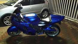 2000 kawasaki ZX12 to swap for WHY