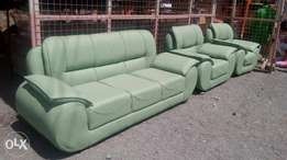5 seater genuine leather