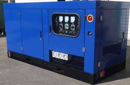 Silent Diesel generators for sale