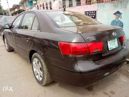 2009 Automatic Hyundai Sonata (4-plugs engine) for sale