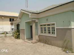 3 Bedroom fully detached bungalow,Wuse 2, Abuja