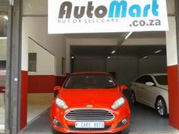 2013 Ford fiesta 1.6 Sports, Full House, 67000Km, Leather Interiors