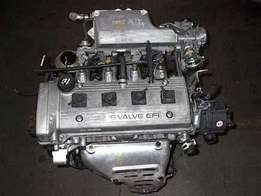 Toyota 7afe 1.8 motor for sale