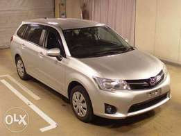 2012 Model Toyota Fielder new shape KCN..