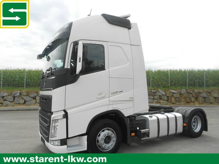 Volvo FH 500, XL  Kab, EURO6, 2Tanks, VEB+, Xenon,ACC - 2018