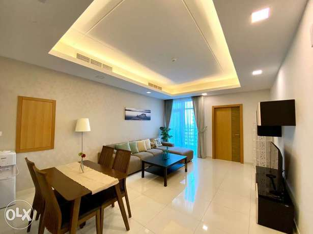 Brand new! Gorgeous 1 bed apartment with balcony and all inclusive