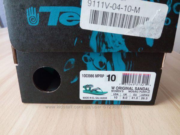 ae466d81ebc2 Сандалии Teva original sport sandals 41 размер  950 грн. - Женская ...
