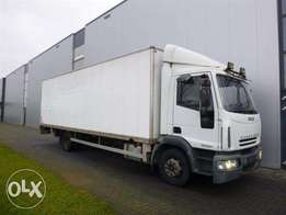 Iveco Eurocargo 120e24 4x2 Manual Euro 3 - For Import