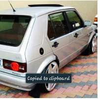 Im luking 4 brak pads pins of a citi golf