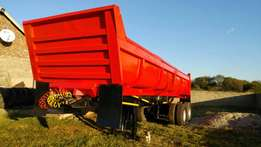 18m3 Copelyn 2006 back tipper