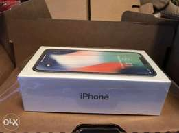 BRAND NEW Apple iPhone X/10 64GB Silver Colour
