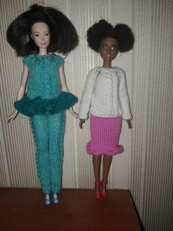 одежда вязаная для кукол барби 35 грн іграшки городок на Olx