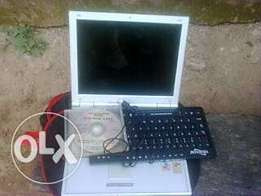 Fairly used Toshiba for sell at affordable price.