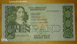 Nice 1990 S.A R10 note (extremely fine)