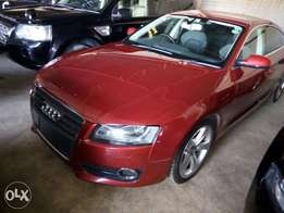 Audi A4 1.8T Sparkling Red