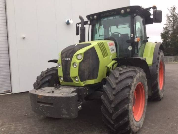 Claas arion 640 cis - 2014 - image 5
