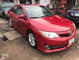 Registered 2013 Toyota Camry SE Sport (Buy and Drive,Rev cam )₦3.95