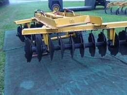 10 x 10 Offset Disk Harrow for sale
