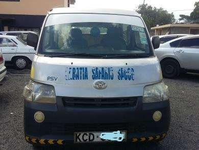 Toyota Townace KCD,Manual,1500cc,Petrol,Ksh 550,000 Negotiable Hurlingham - image 8
