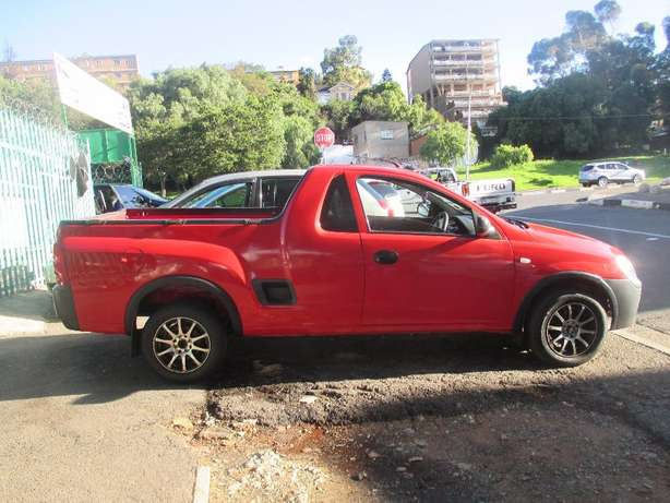 2011 chevrolet corsa utility red color 1.4 for sale Johannesburg CBD - image 3